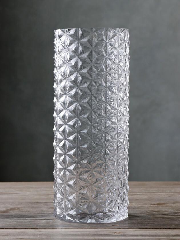 Lene BjerreガラスベースBLASIAシリンダー30cm