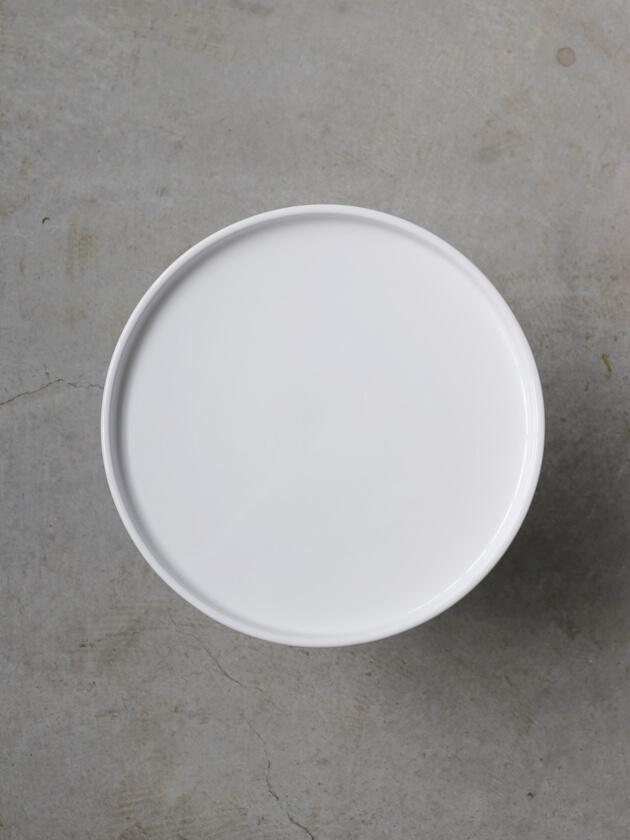 Cozy LivingケーキスタンドME ホワイト19cm コージーリビング
