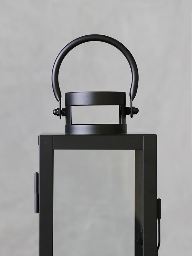 Cozy Livingランタン ブラック30cm コージーリビング