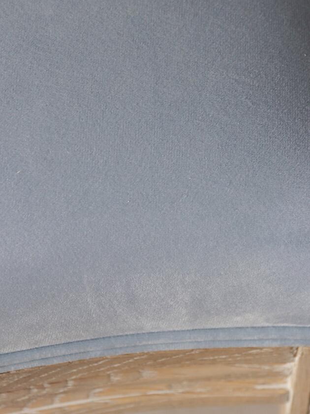 SGDダイニングチェアMedalion-TXナチュラルA&ブルーベルベット サラグレースデビューシリーズ