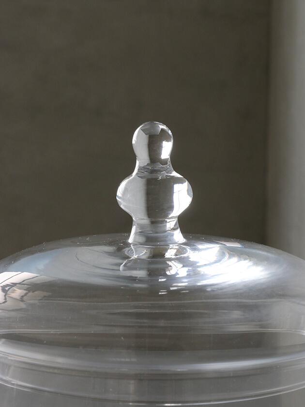 Cote TableガラスジャーGUIMAUVE L コテターブル