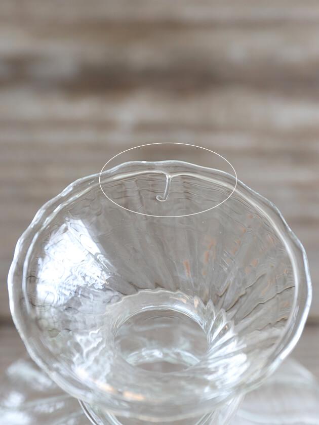 Affari ガラスベースOLIVIA A アファリ