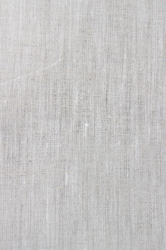 Sarah Graceフレンチリネンナプキンフリル ナチュラル40x40cm サラグレース